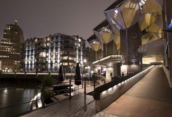 KVU zorgt voor meer licht in Rotterdam