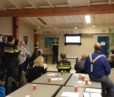 Proactieve aanpak van politie Loosduinen