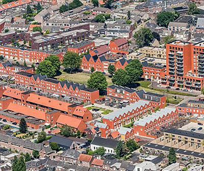 600 woningen met PKVW in Tilburg