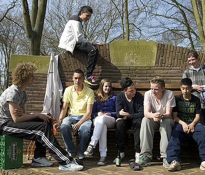 Aanpak jeugdoverlast