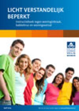 Instructieboek Veilig wonen voor mensen met een licht verstandelijke beperking